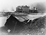 Aftermath of a Johnstown Flood