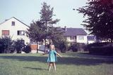 Germany - Bielefeld - 1960's Girl Portrait