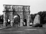 Rome's Arch of Constantine