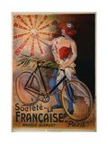 Societe La Francaise Poster