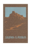 Legends of the Pueblos  Buttes