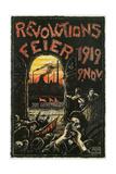 Revolutions Feier Poster