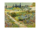 Garden at Arles
