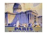 Paris Short Sea Routes