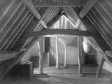 Attic of Kelmscott Manor