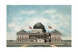 East Front Elevation of the United States Capitol