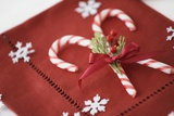 Festive Christmas Place Setting