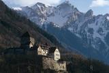 Liechtenstein - Vaduz - (Schloss) Vaduz Castle