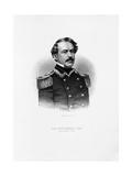 Maj Gen Robert E Lee Engraving