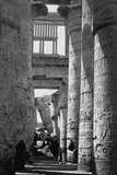 Incised Columns of Temple of Amon