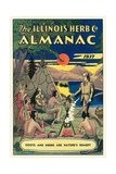 Illinois Herb Almanac