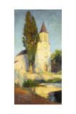 Labastide Du Vert Church
