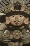 Oaxacan Statue of Xipe Totec