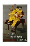 Toute La Musique  Tous Les Instruments Poster