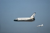 Space Shuttle Columbia Landing