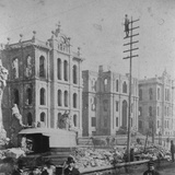 Chicago Courthouse after Great Fire