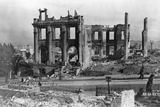 Ruins after San Francisco Earthquake