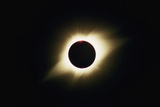Solar Corona During Total Eclipse