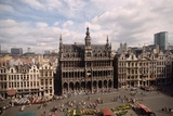 The Grand' Place in Brussels