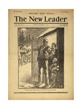 Cover Illustration of the New Leader