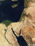 Middle East and the Sinai Peninsula