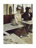 Dans Un Caf'  Dit Aussi L'Absinthe (In a Caf'  also Called Absinthe)