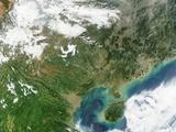 Southeastern China and the South China Sea