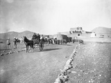 Tum-Tum Carts Head for Khyber Pass