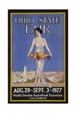 1927 Ohio State Fair Giclée