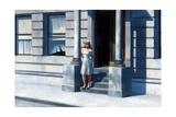 Eté Giclée par Edward Hopper