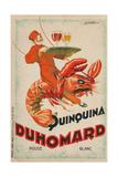 Quinquina Du Homard Aperitif Advertisement