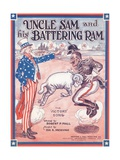 Sheet Music for Uncle Sam and His Battering Ram