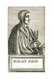 Portrait of Horace