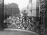 Metal Filigree Railing