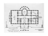 Floor Plan of the White House