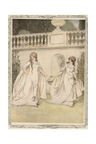 Illustration from  As You Like It by William Shakespeare