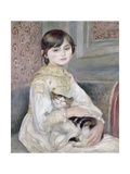 Julie Manet Giclée par Pierre-Auguste Renoir