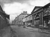 King Street in Glasgow  Scotland