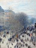Boulevard Des Capucines Giclée par Claude Monet