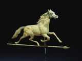 Galloping Horse Weathervane