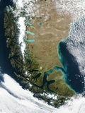 Tierra Del Fuego on the Tip of South America