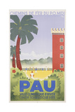 Pau Poster