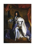 Louis XIV  King of France