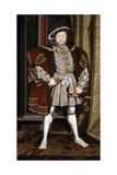 Full-Length Portrait of King Henry VIII