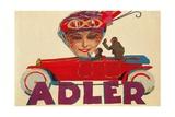 Poster for Adler Motorcars