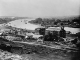 Town of Richmond Along James River