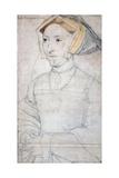 Portrait of Queen Jane Seymour