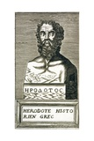 Portrait of Herodotus