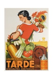 Tarde Insecticide  French Advertising Poster
