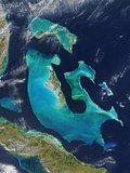 Andros Island and the Great Bahama Bank